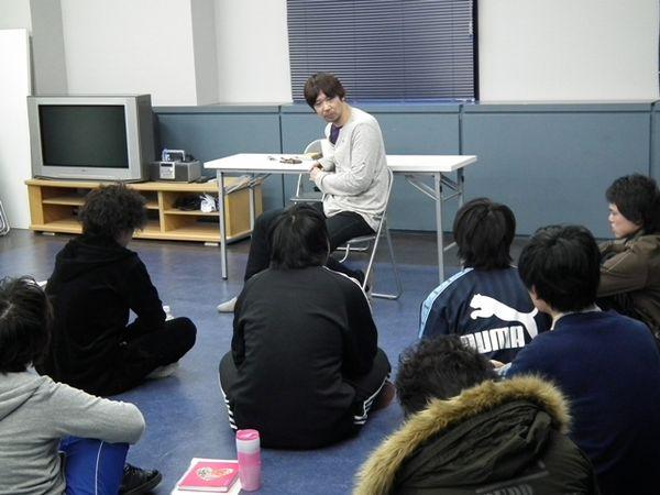 手塚とおる講義 | トライストー...